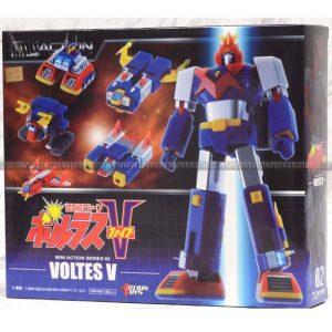 Action Toys - Mini-Action Voltes V