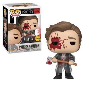 American Psycho Patrick with Axe Pop! Vinyl Figure (CHASE)