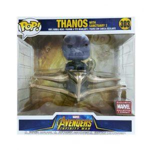 Avengers Infinity War Thanos Pop Vinyl MCC Exclusive