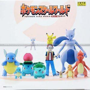 Bandai Shokugan - Pokemon (Box of 6)