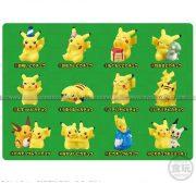 Bandai Shokugan - Pokemon Kids Pikachu Pika Pika Assembly 2