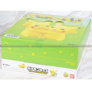 Bandai Shokugan - Pokemon Kids Pikachu Pika Pika Assembly