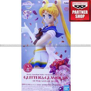 Banpresto Glitter & Glamours Sailor Moon Eternal - Super Sailor Moon