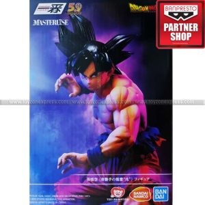 Banpresto IK Dragon Ball Son Goku UI Sign (Ultimate Variation)