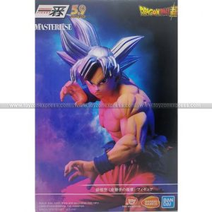 Banpresto IK Dragon Ball Son Goku UI Sign (Ultimate Variation)