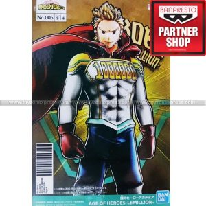 Banpresto - My Hero Academia Age of Heroes - Lemillion