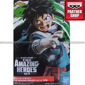 Banpresto - My Hero Academia - The Amazing Heroes (Vol 10) - Midoriya Izuku