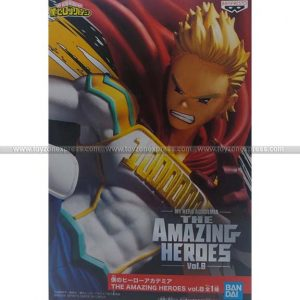 Banpresto - My Hero Academia - The Amazing Heroes (Vol 8) - Togata Mirio (Lemillion)