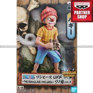 Banpresto - One Piece GLC Vol 2 - Buggy
