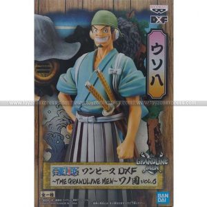 Banpresto - One Piece GLM WaNOKuni - Vol 6 Usopp