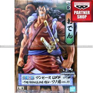 Banpresto - One Piece GLM WaNoKuni Vol 10 - Kozuki Oden