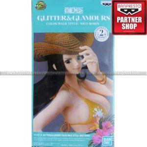 Banpresto - One Piece Glitter & Glamours Color Walk Style Nico Robin (B)