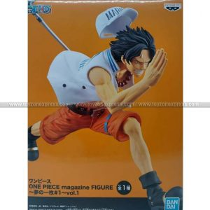 Banpresto - One Piece Magazine Figure Piece of a Dream No 1 (Vol 1) - Ace