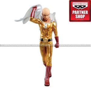 Banpresto - One Punch Man - Saitama (Metallic Ver)