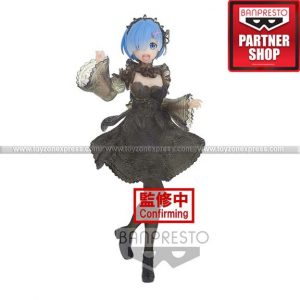 Banpresto - Re Life in a Different World from Zero - Rem (Gothic Ver)