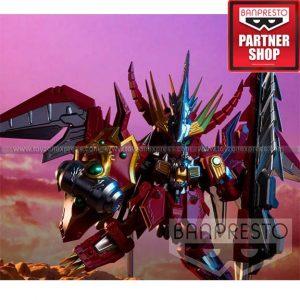 Banpresto - Red Lander SD Gundam