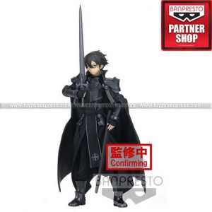 Banpresto - Sword Art Online Rising Steel Integrity Knight Kirito