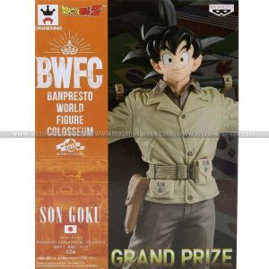 Banpresto World Figure Colosseum 2 (Vol 4) Dragon Ball Goku