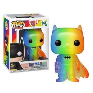Batman Pride 2020 Rainbow Pop! Vinyl Figure