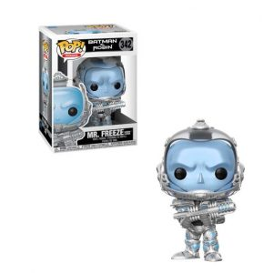 Batman & Robin Mr Freeze Pop! Vinyl Figure