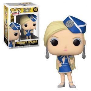 Britney Spears Pop! Vinyl Figure Toxic Stewardess