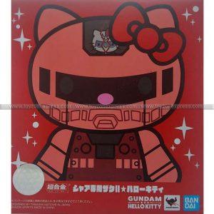 Chogokin Char's Zaku II Hello Kitty