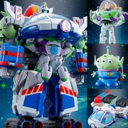 Chogokin Toy Toy Story Operation Combination - Buzz Robo