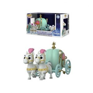 Cinderella Carriage Pop! Vinyl Vehicle