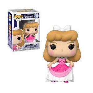 Cinderella in Pink Dress Pop! Vinyl Figure