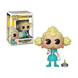 Cuphead Sally Stageplay Pop! Vinyl Figure (#414)