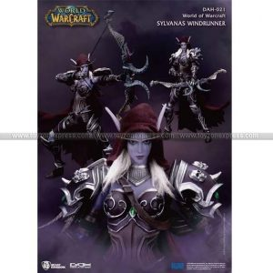 DAH-021 World of Warcraft Battle for Azeroth Sylvanas Windrunne