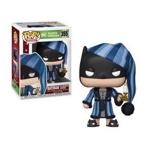 DC Holiday Scrooge Batman Pop! Vinyl Figure