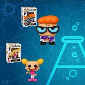 Dexter's Laboratory Pop! Vinyl Figure