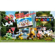 Digimon Adventure Digicolle Mix (Set of 6) WITH GIFT