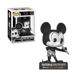 Disney Archives Plane Crazy Mickey Pop! Vinyl Figure (#797)