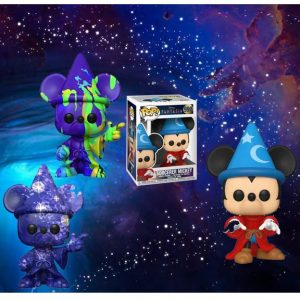 Disney Fantasia 80th Anniversary Pop! Vinyl Figure