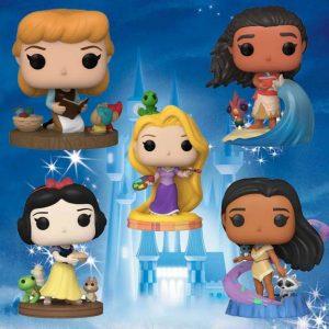Disney Ultimate Princess Pop! Vinyl Figure