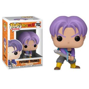 Dragon Ball Future Trunks Pop Vinyl Figure (#702)