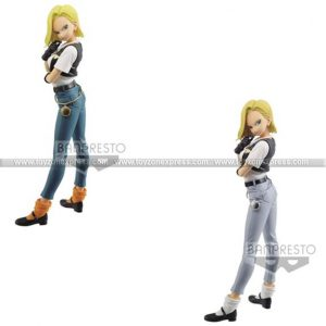 Dragon Ball Glitter & Glamours - Android 18 III