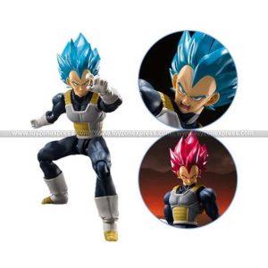 Dragon Ball Super Broly SSGSS Vegeta SH Figuarts Figure