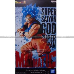 Dragon Ball Super Maximatic Son Goku SSGSS