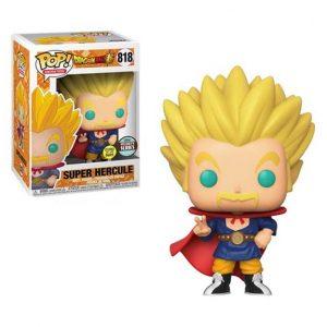 Dragon Ball Super Super Saiyan Hercule Glow-in-the-Dark Pop! Vinyl Figure - Specialty Series