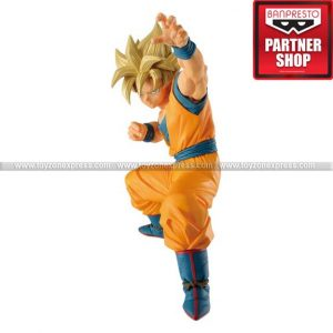 Dragon Ball Super Zenkai Solid Vol 1 SS Goku