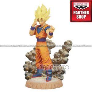 Dragon Ball Z History Box Vol 2 Statue - Son Goku SSJ