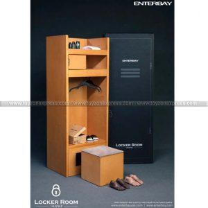 Enterbay 1 6 Locker Room