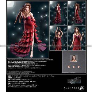 FFVII Remake PAK Aerith Gainsborough Dress ver