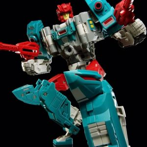 FPJ - Transformers - Six Knight (M.A.D.L.A.W)