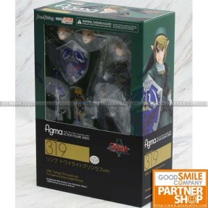 Figma 319 - The Legend of Zelda - Link Twilight Princess Ver