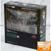 Figma 320 - The Legend of Zelda - Link Twilight Princess Ver DX Edition