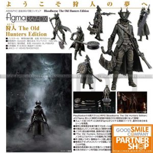 Figma 367-DX - Bloodborne - Hunter The Old Hunters Edition